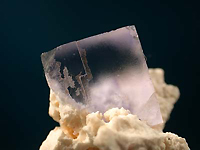 Fluorite from Argbla, Morocco