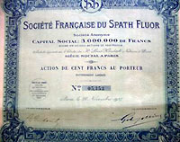 Share - Spath Fluor French Society