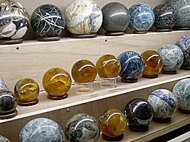 Spheres collection